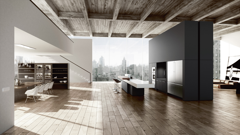 Gaggenau-kitchen-New-York-City-Manhattan-Handless-ovens.tif